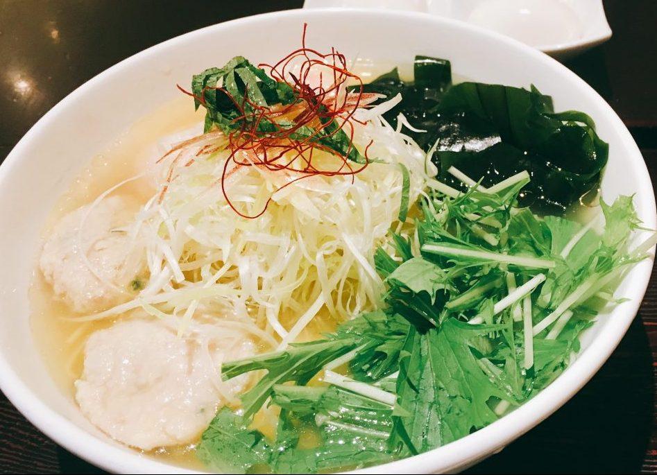 新宿 ラーメン 麺屋海神1