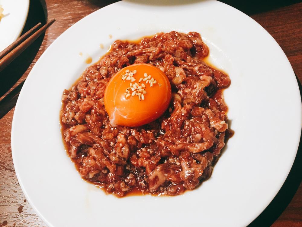 新宿焼肉ノーミートノーライフ2