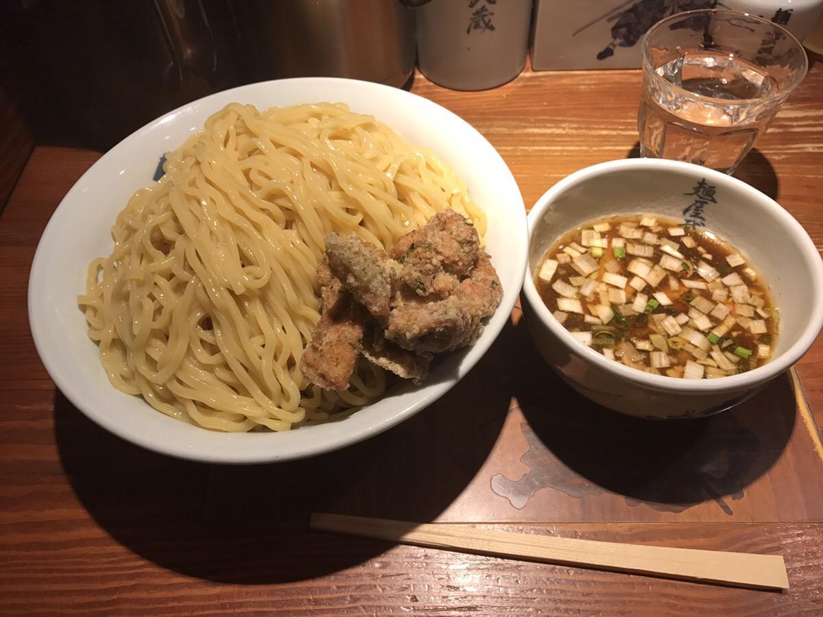 池袋麺屋武蔵二天1