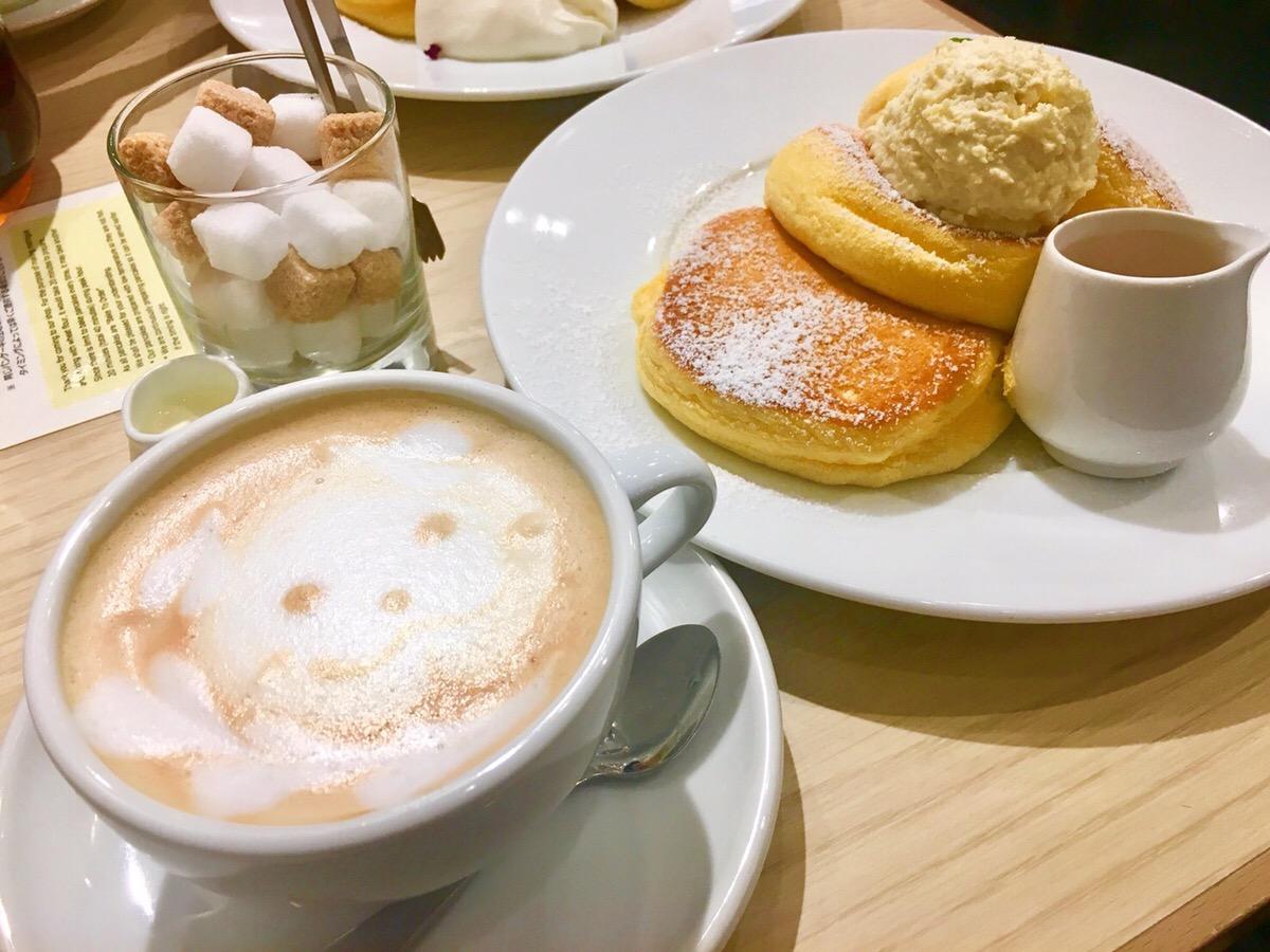 幸せのパンケーキ渋谷1