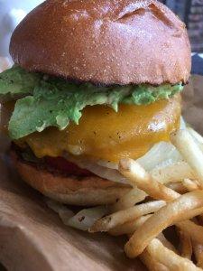 新宿 ハンバーガー J.S. BURGERS CAFÉ