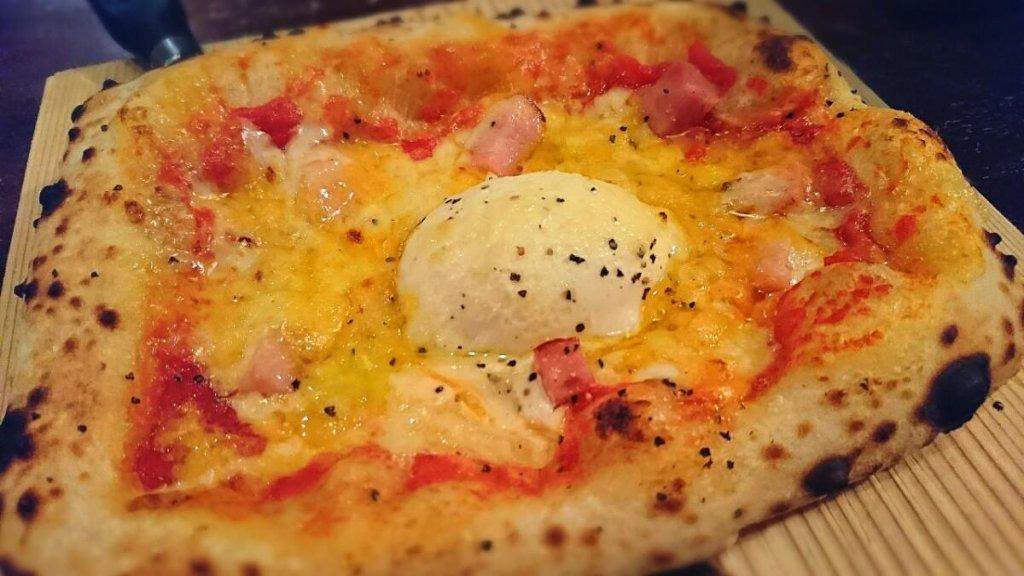 池袋 イタリアン ピザ APIZZA