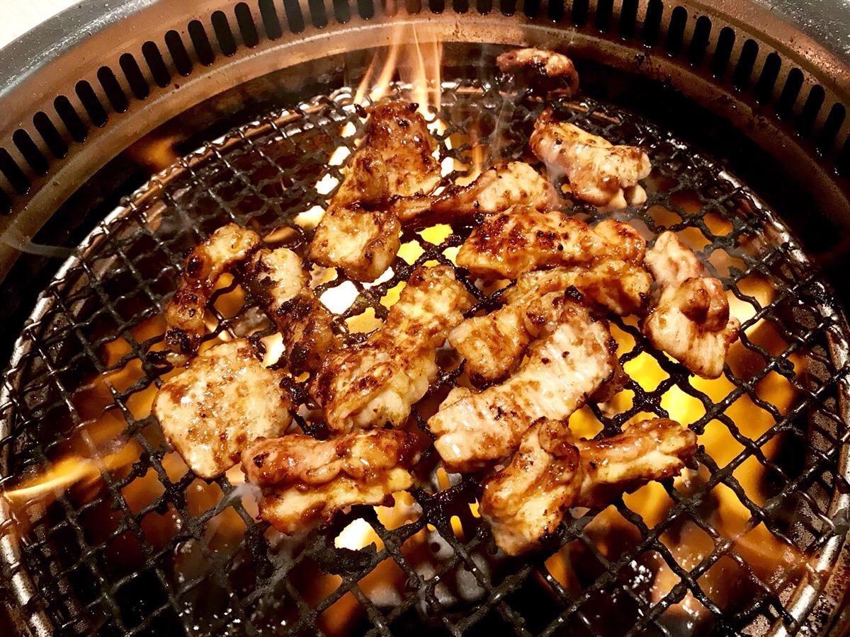 渋谷焼肉寿亭
