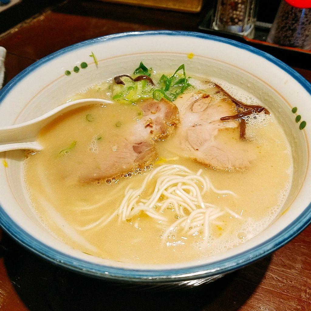 神泉 ラーメン 麺の坊 砦