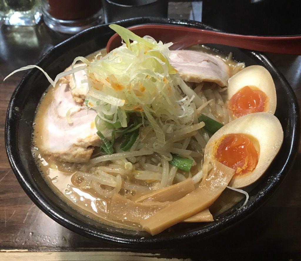 池袋ラーメン花田