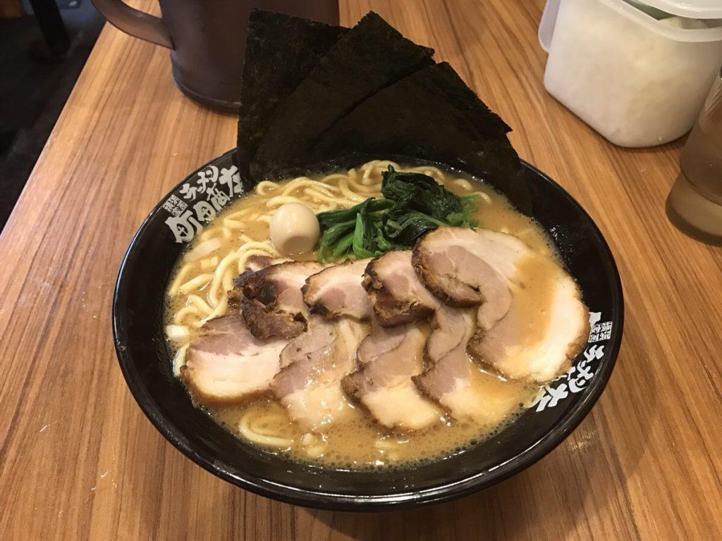 池袋 ラーメン 横浜家系ラーメン 池袋商店2号店