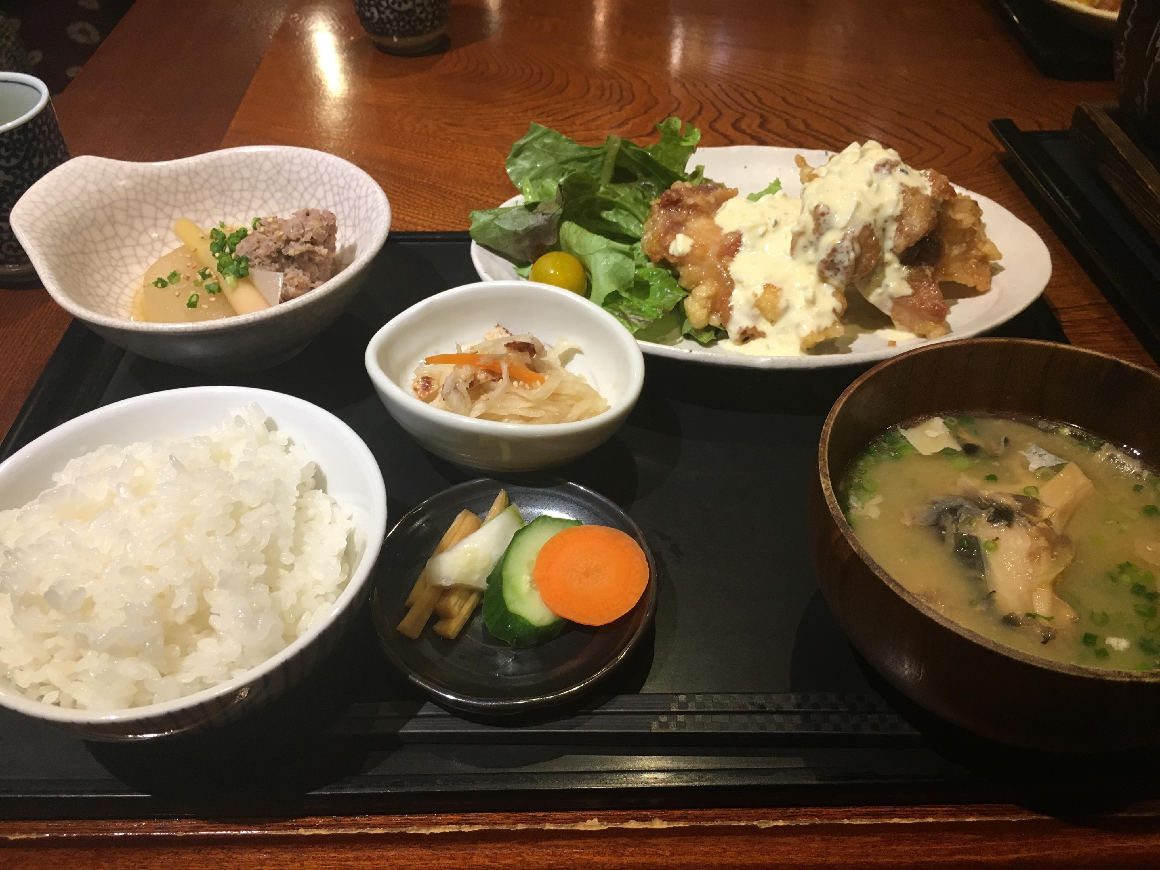 神泉で九州の郷土料理を堪能できる【たもいやんせ】に行ってきました!