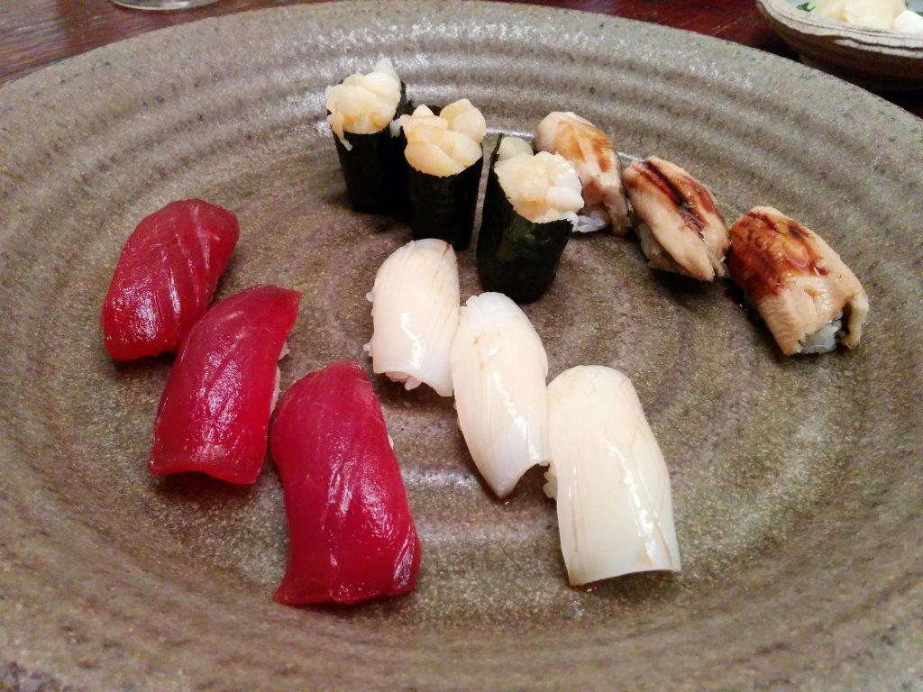 六本木 寿司 松栄