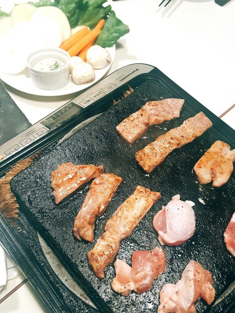 渋谷 焼肉 bonbori