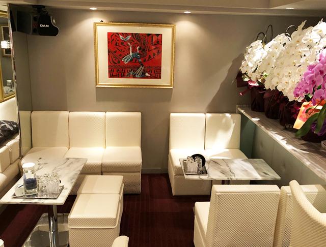 北新地キャバクラ:Lounge新井