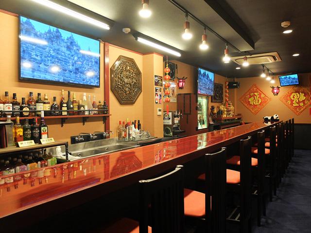 亀有・金町ガールズバー:神龍 チャイナ Girl's Bar