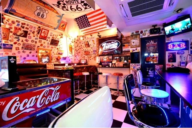 広島ガールズバー:Bar SEVEN (バーセブン)