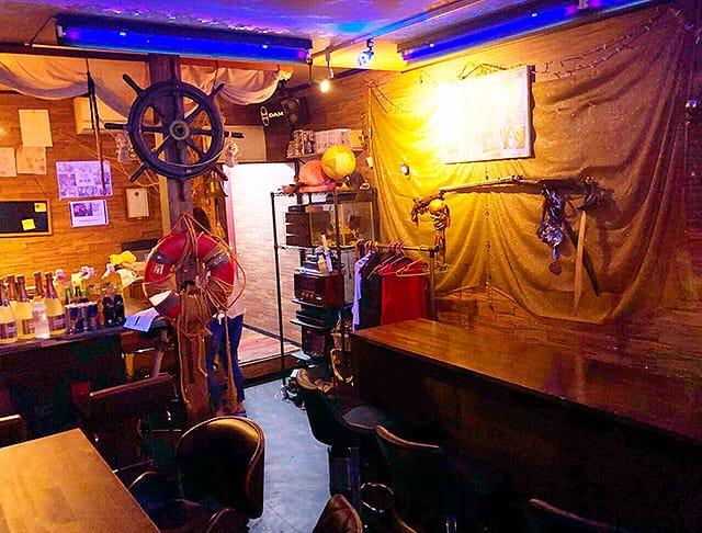 大和ガールズバー:ガールズ海賊船 Perle Corsaire号