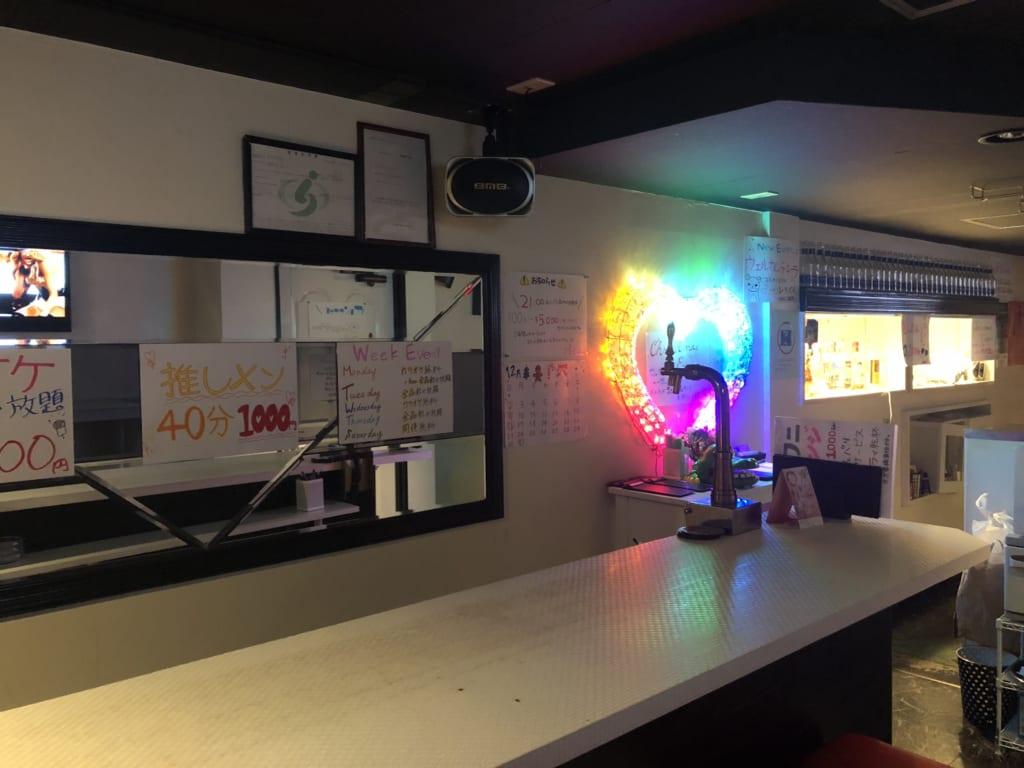 浦和ガールズバー:Girls cafe Aeru