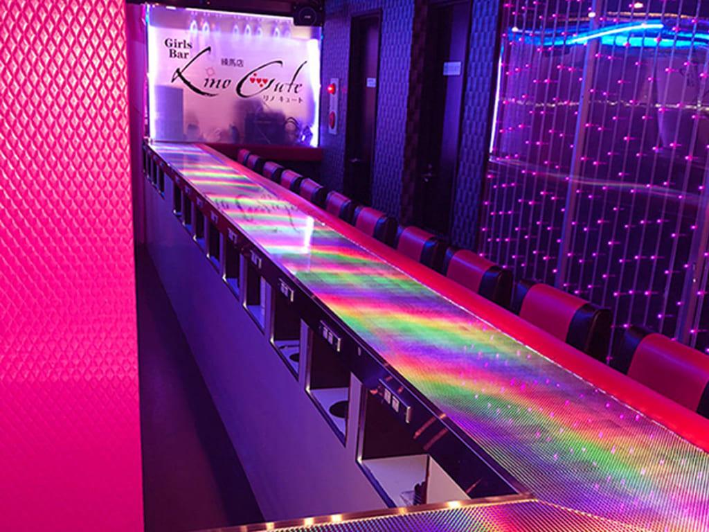 練馬ガールズバー:Girls Bar LinoCute 練馬店