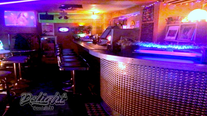 東京ボーイズバー:Bar Delight(代田橋)